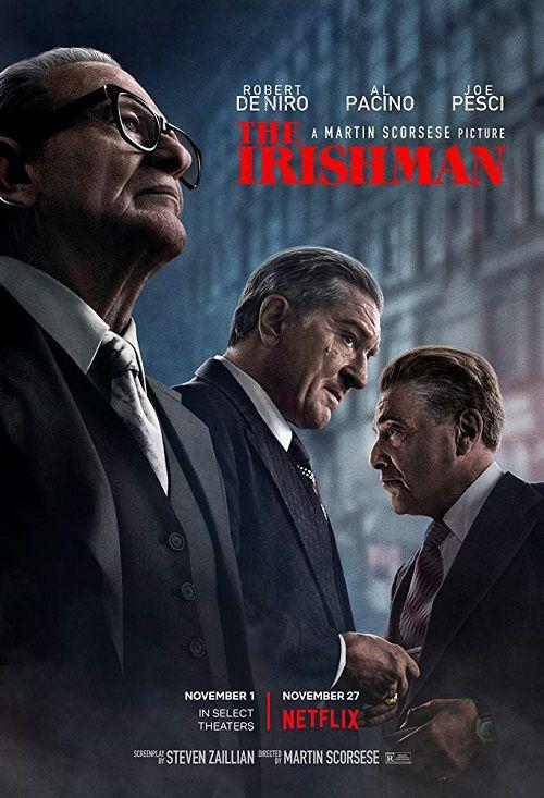 دانلود فیلم The Irishman 2019 مرد ایرلندی