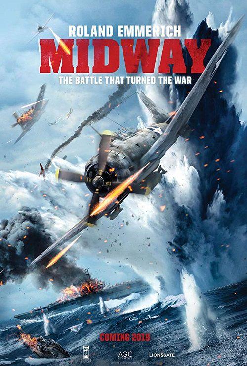 دانلود فیلم Midway 2019 میدوی