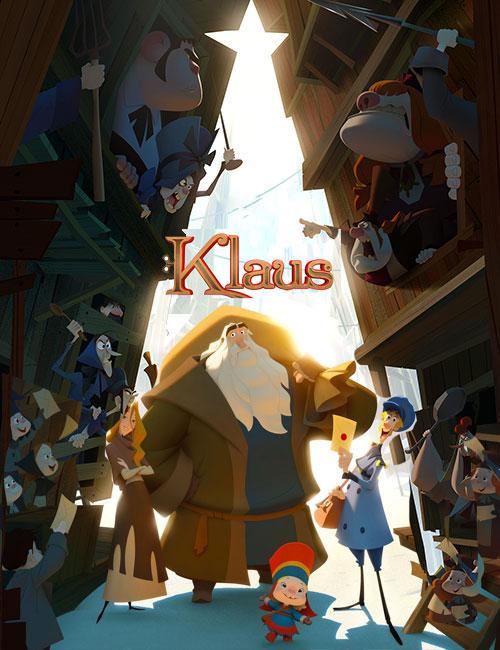 دانلود دوبله فارسی انیمیشن Klaus 2019 کلاوس