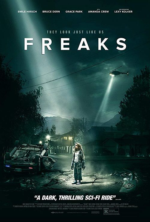دانلود فیلم Freaks 2018