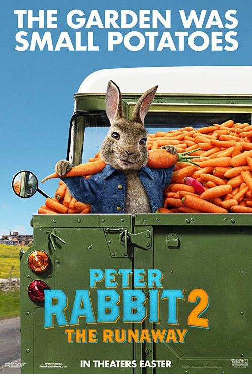 دانلود فیلم Peter Rabbit 2: The Runaway 2020 پیتر خرگوشه 2: فراری