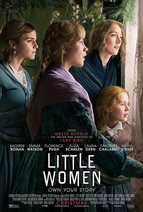 دانلود دوبله فارسی فیلم زنان کوچک Little Women 2019