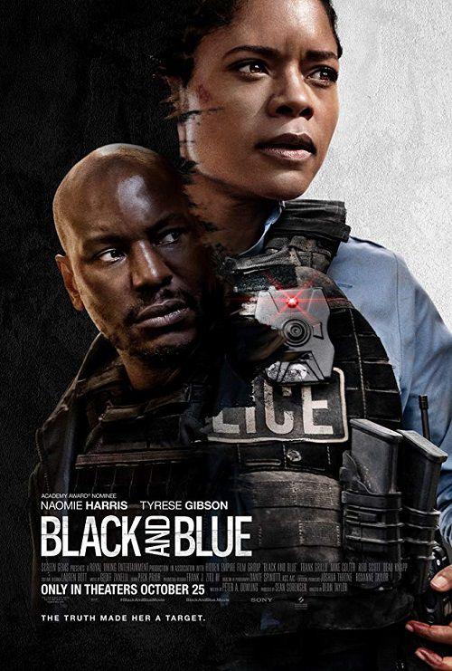دانلود فیلم Black and Blue 2019 سیاه و آبی