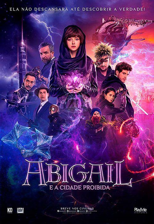 دانلود فیلم Abigail 2019 ابیگیل