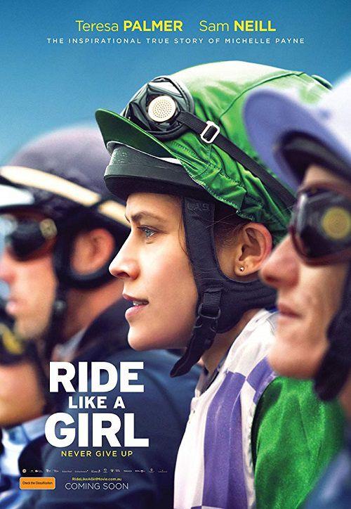 دانلود فیلم Ride Like a Girl 2019 سوارکاری مثل یک دختر
