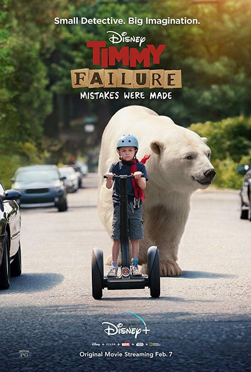 دانلود فیلم Timmy Failure: Mistakes Were Made 2020