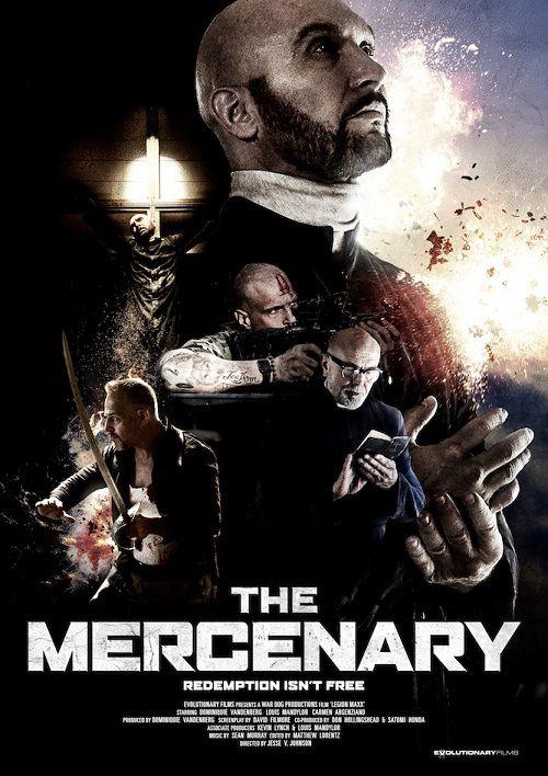 دانلود فیلم The Mercenary 2019 مزدور