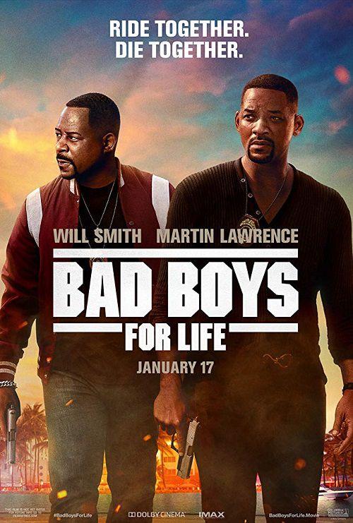 دانلود فیلم پسران بد برای زندگی Bad Boys for Life 2020