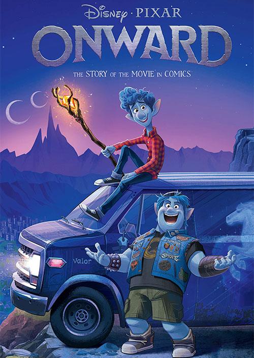 دانلود انیمیشن به پیش Onward 2020