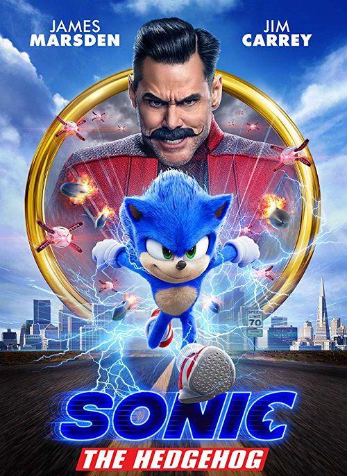 دانلود فیلم سونیک خارپشت Sonic the Hedgehog 2020