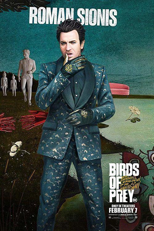 دانلود فیلم پرندگان شکاری Birds of Prey 2020
