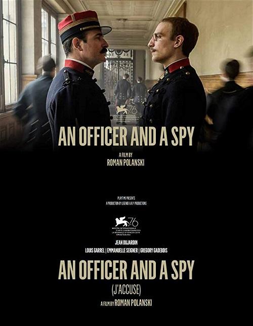 دانلود فیلم افسر و جاسوس An Officer and a Spy 2019