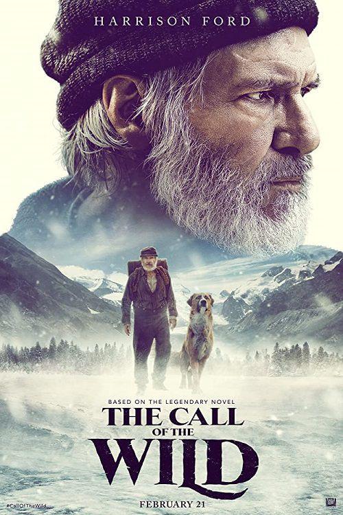 دانلود فیلم آوای وحش The Call of the Wild 2020