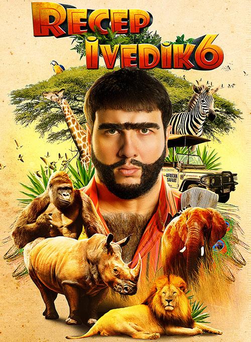 دانلود فیلم رجب ایودیک 6 با زیرنویس فارسی Recep Ivedik 6 2019