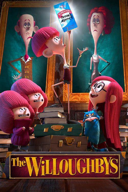 دانلود انیمیشن The Willoughbys 2020