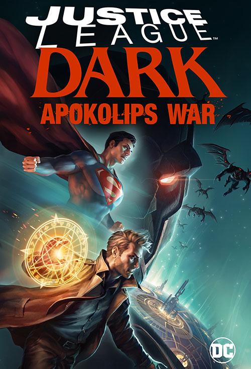 دانلود انیمیشن لیگ عدالت در تاریکی: جنگ آپوکالیپس Justice League Dark: Apokolips War 2020