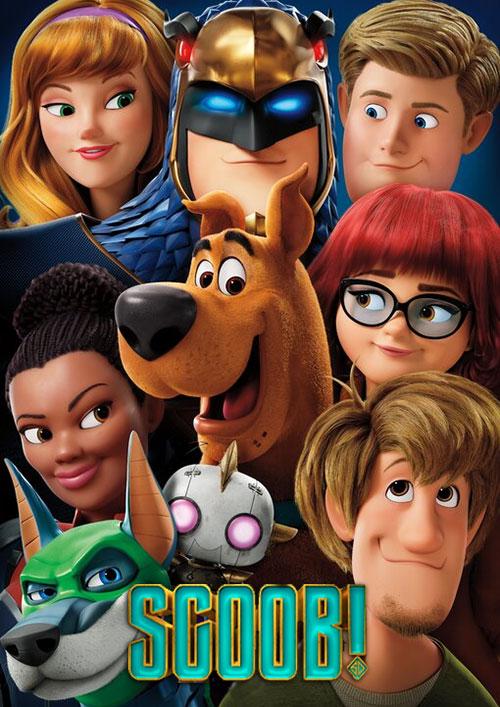 دانلود انیمیشن Scoob! 2020