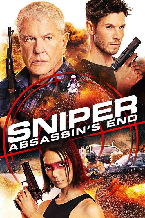 دانلود فیلم Sniper: Assassin's End 2020