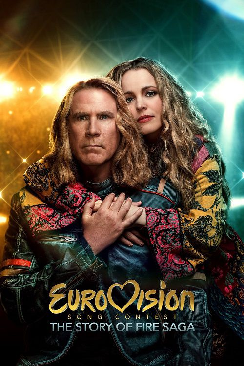 دانلود فیلم Eurovision Song Contest: The Story of Fire Saga 2020