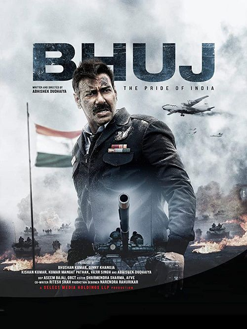 دانلود فیلم Bhuj: The Pride of India 2020