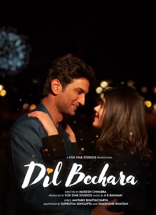 دانلود فیلم دل بیچاره Dil Bechara 2020