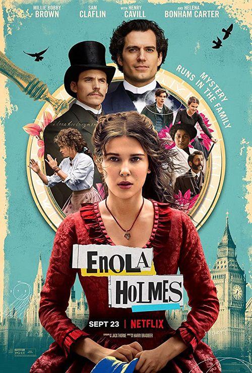دانلود فیلم Enola Holmes 2020