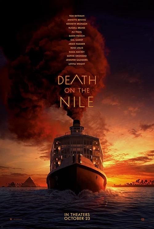 دانلود فیلم Death on the Nile 2020