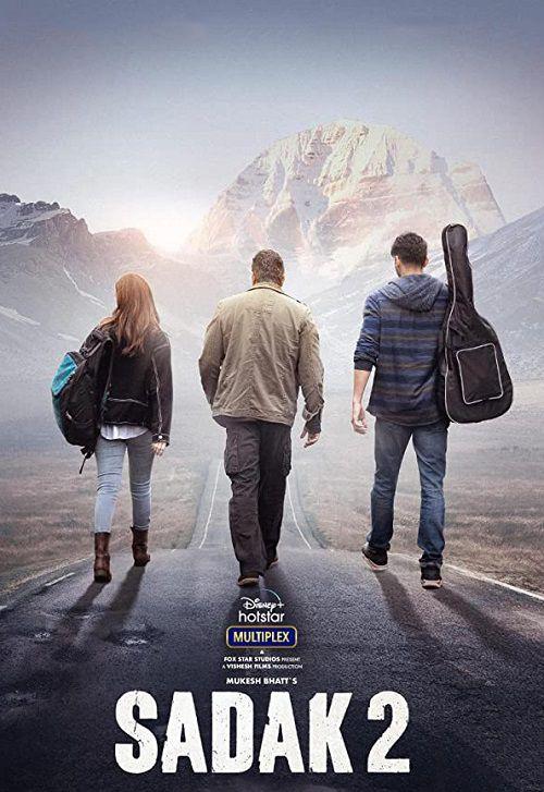 دانلود فیلم Sadak 2 2020