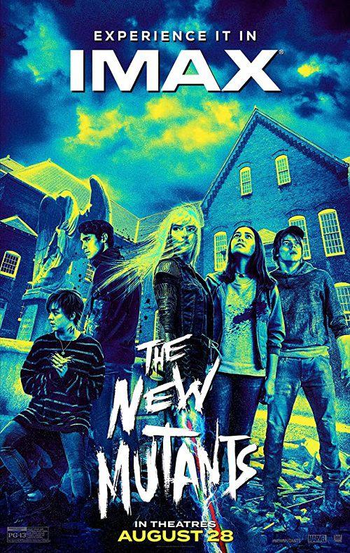 دانلود فیلم The New Mutants 2020