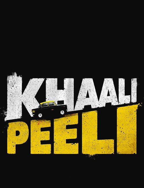 دانلود فیلم Khaali Peeli 2020