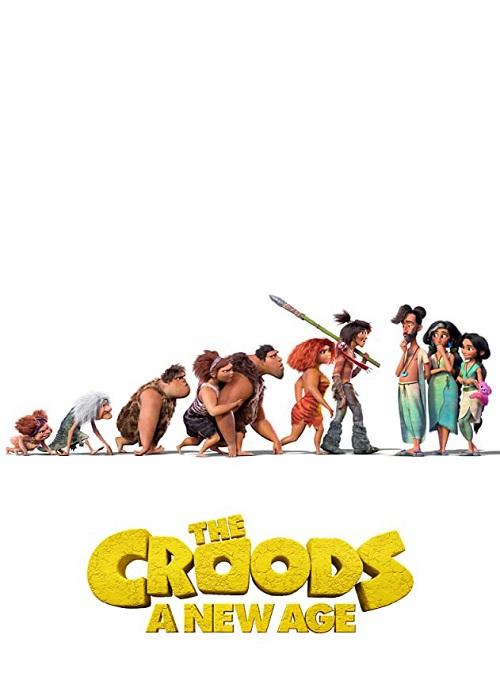 دانلود انیمیشن غارنشینان 2: عصر جدید The Croods: A New Age 2020