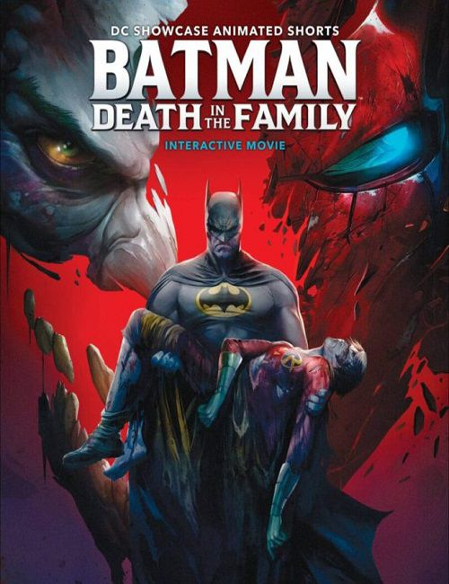 دانلود انیمیشن Batman: Death in the Family 2020
