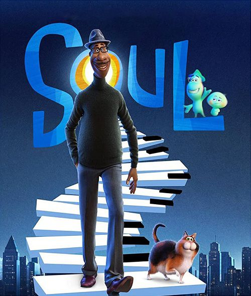 دانلود انیمیشن روح (سول) Soul 2020