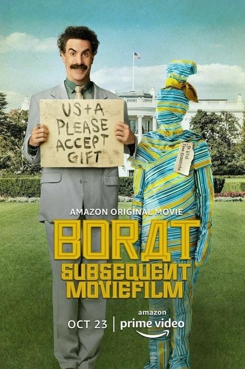 دانلود فیلم Borat 2 2020