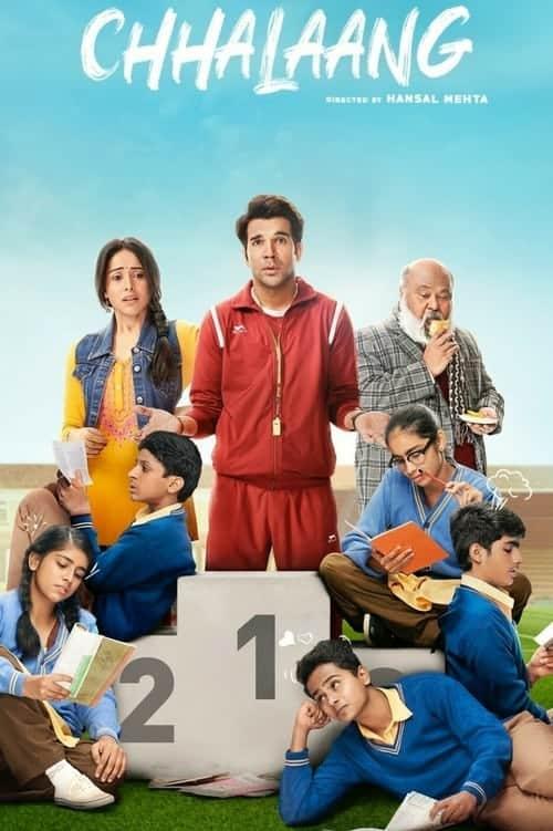 دانلود فیلم Chhalaang 2020
