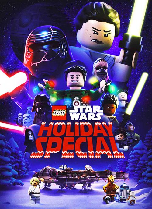 دانلود انیمیشن The Lego Star Wars Holiday Special 2020