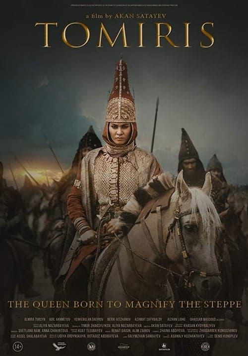 دانلود فیلم افسانه تومیریس با دوبله فارسی The Legend of Tomiris 2019