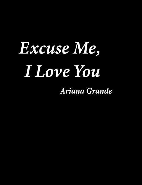 دانلود فیلم Ariana Grande: Excuse Me I Love You 2020