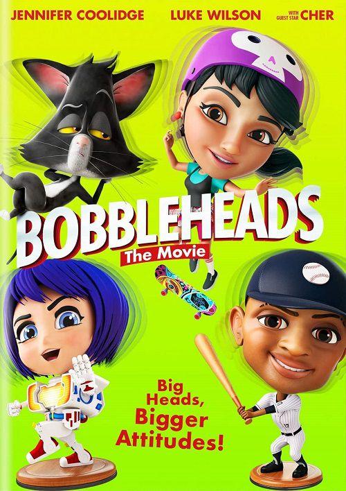 دانلود انیمیشن کله حبابی ها با دوبله فارسی Bobbleheads: The Movie 2020