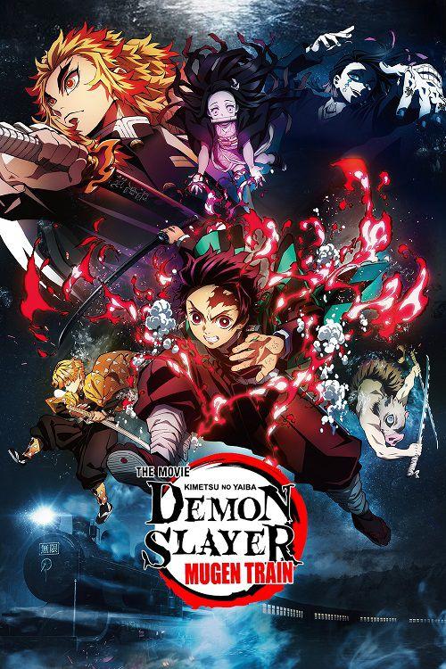 دانلود انیمیشن Demon Slayer the Movie: Mugen Train 2020