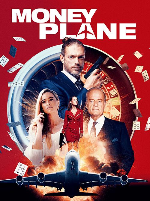 دانلود فیلم هواپیمای پول با دوبله فارسی Money Plane 2020