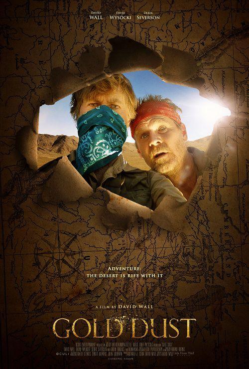 دانلود فیلم پودر طلا دوبله فارسی Gold Dust 2020