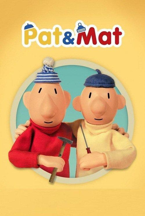 دانلود کارتون پت و مت Pat and Mat 2020