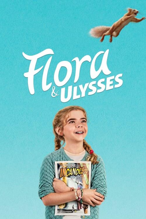 دانلود فیلم Flora and Ulysses 2021