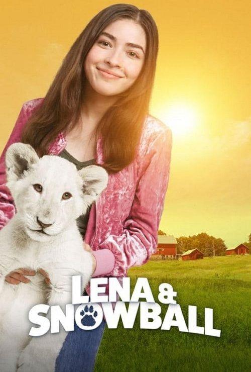 دانلود فیلم لنا و اسنوبال دوبله فارسی Lena and Snowball 2021