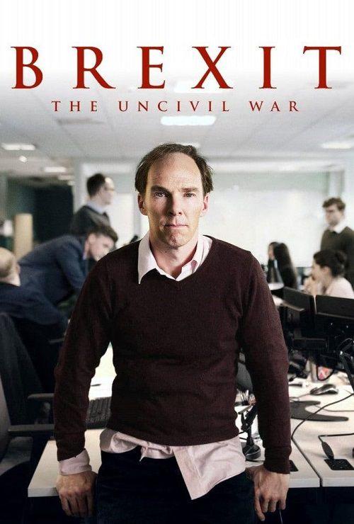 دانلود فیلم برگزیت دوبله فارسی Brexit 2019