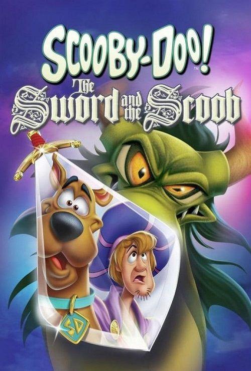 دانلود انیمیشن اسکوبی دو! شمشیر و اسکوب دوبله فارسی Scooby-Doo! The Sword and the Scoob 2021