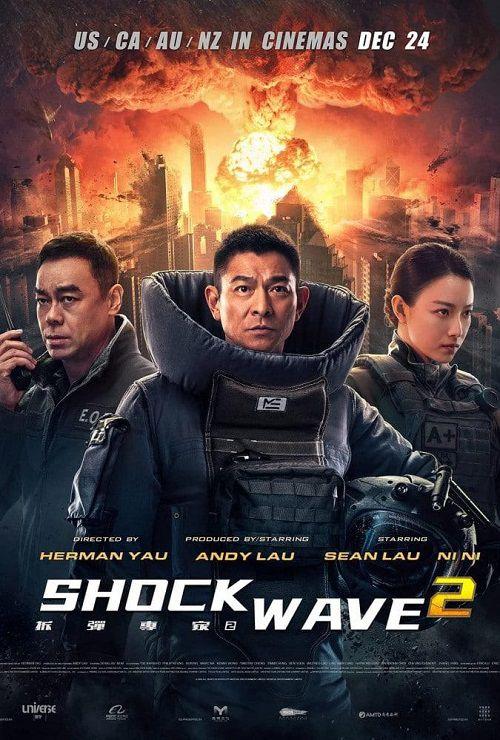 دانلود فیلم Shock Wave 2 2020
