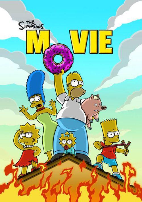 دانلود انیمیشن سیمپسون ها دوبله فارسی The Simpsons Movie 2007