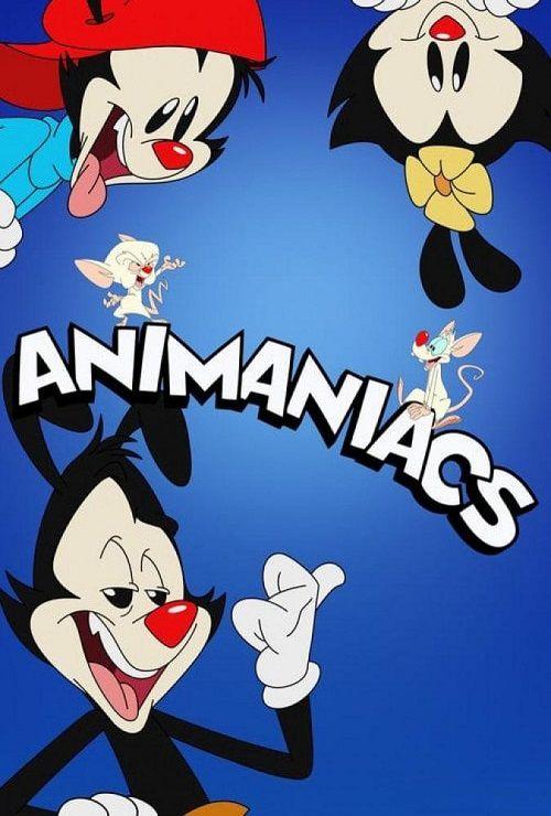دانلود انیمیشن انیمینیاکس دوبله فارسی Animaniacs